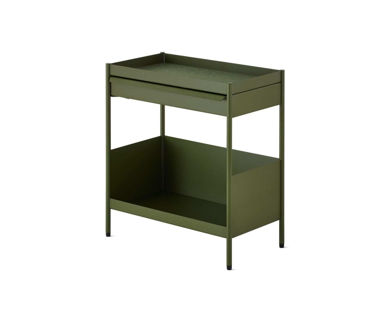 Ocean bound plastic products oe1 storage trolley