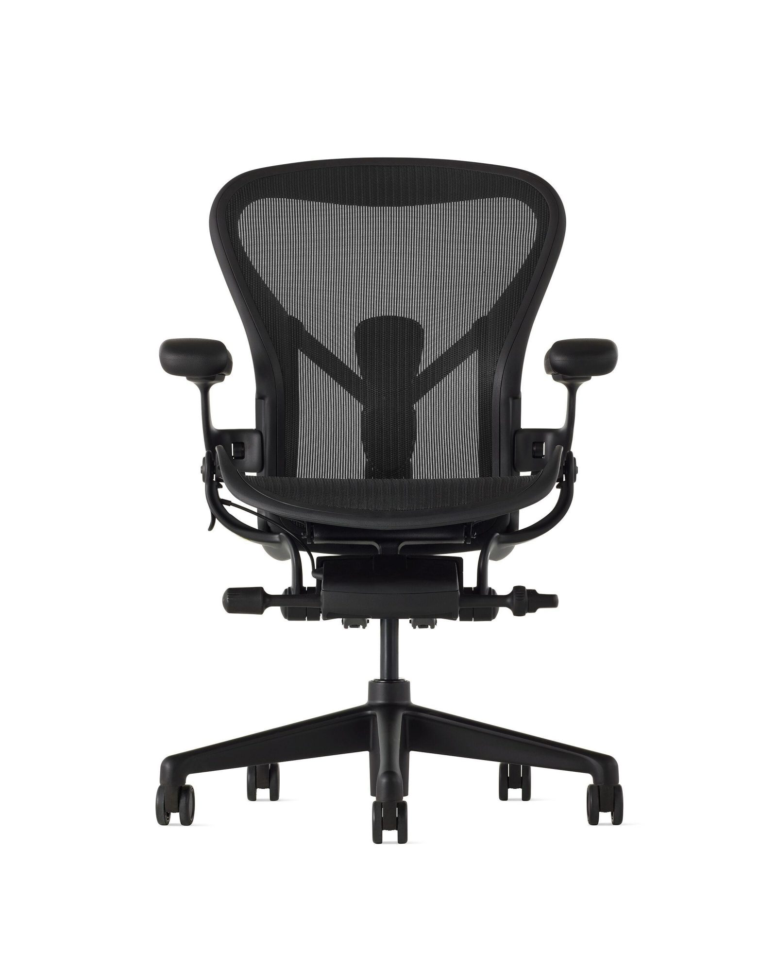 Ocean bound plastic products aeron chair
