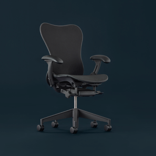 Performance seating feat mirra 2 square