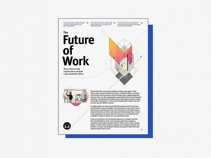 Future of work article graphic