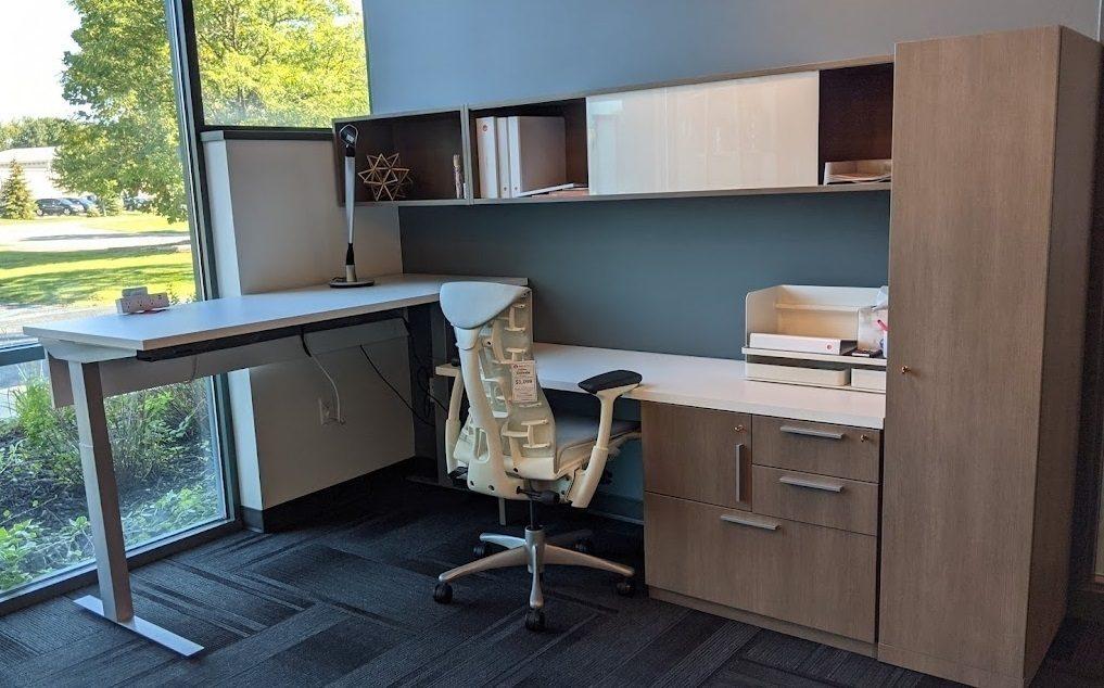 SR Desk