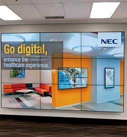 NEC Multi display