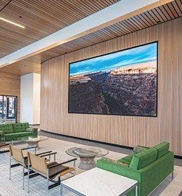 NEC lounge